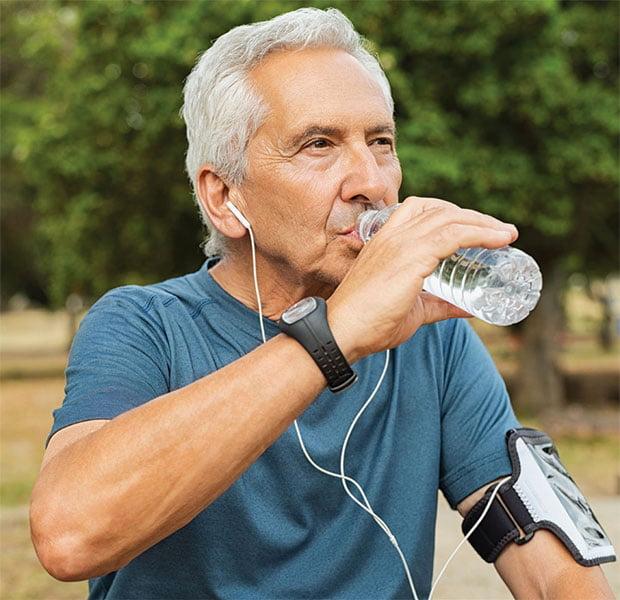 Corretta idratazione elemento fondamentale per tutto l'organismo